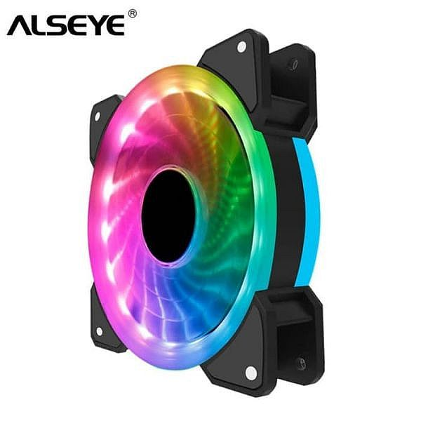Fan Casing Alseye Dual Ring Rainbow